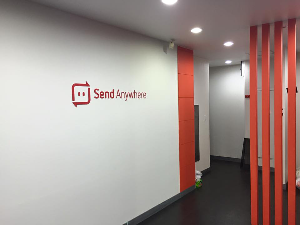 Send Anywhere New Office